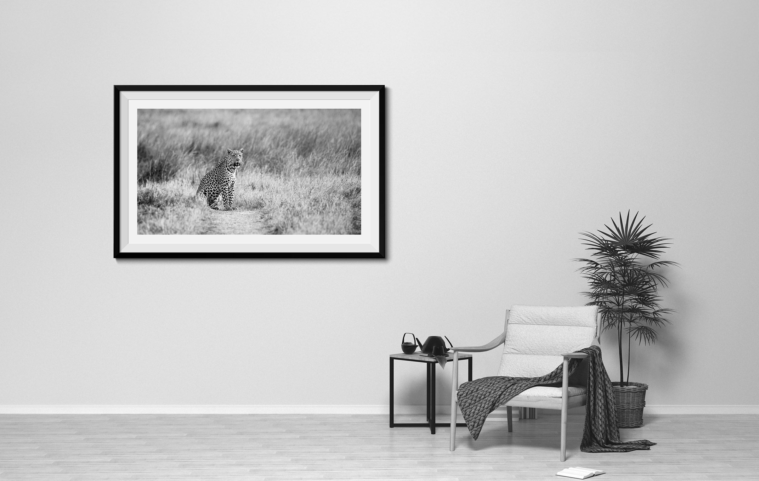 Before the Hunt - Fine Art Photography Print