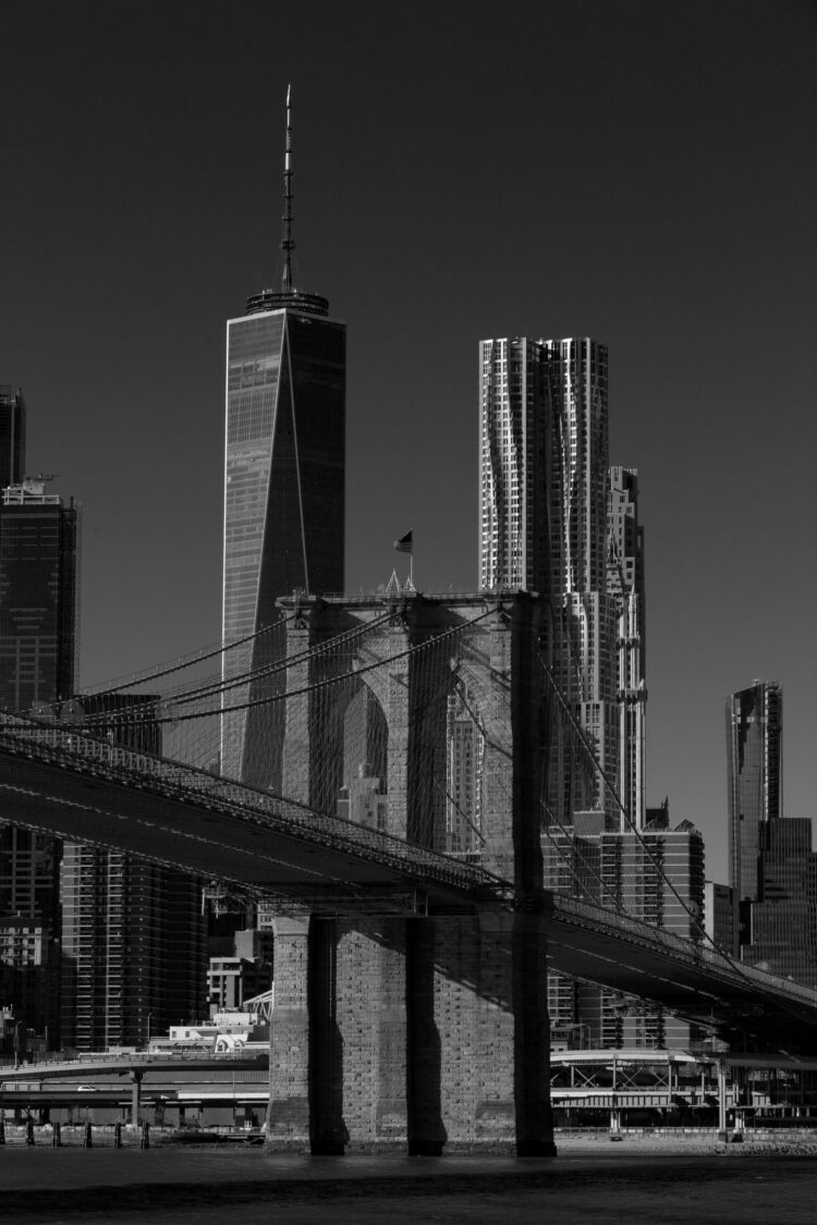Brooklyn Bridge - Fine Art Photography Print