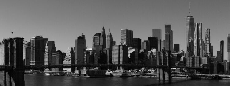 New York Skyline - Fine Art Photography Print