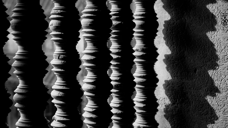 Window at Angkor Wat - Fine Art Photography Print