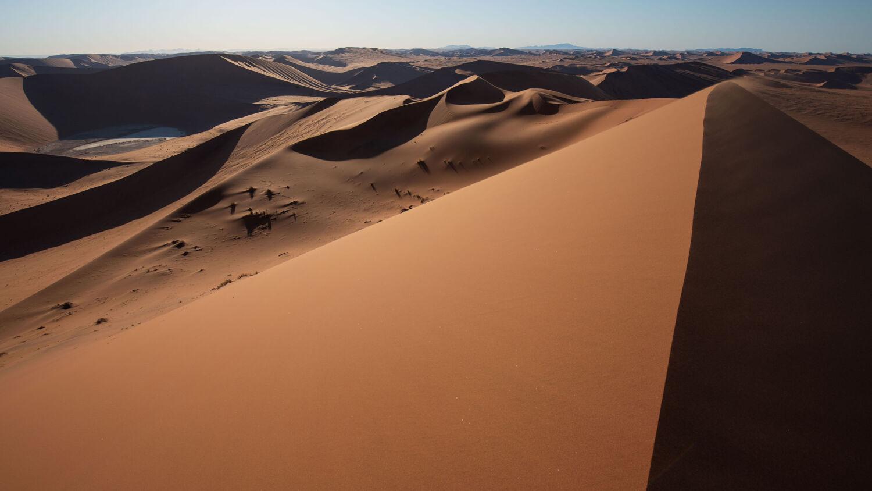 Namib Dunes - Fine Art Photography Print