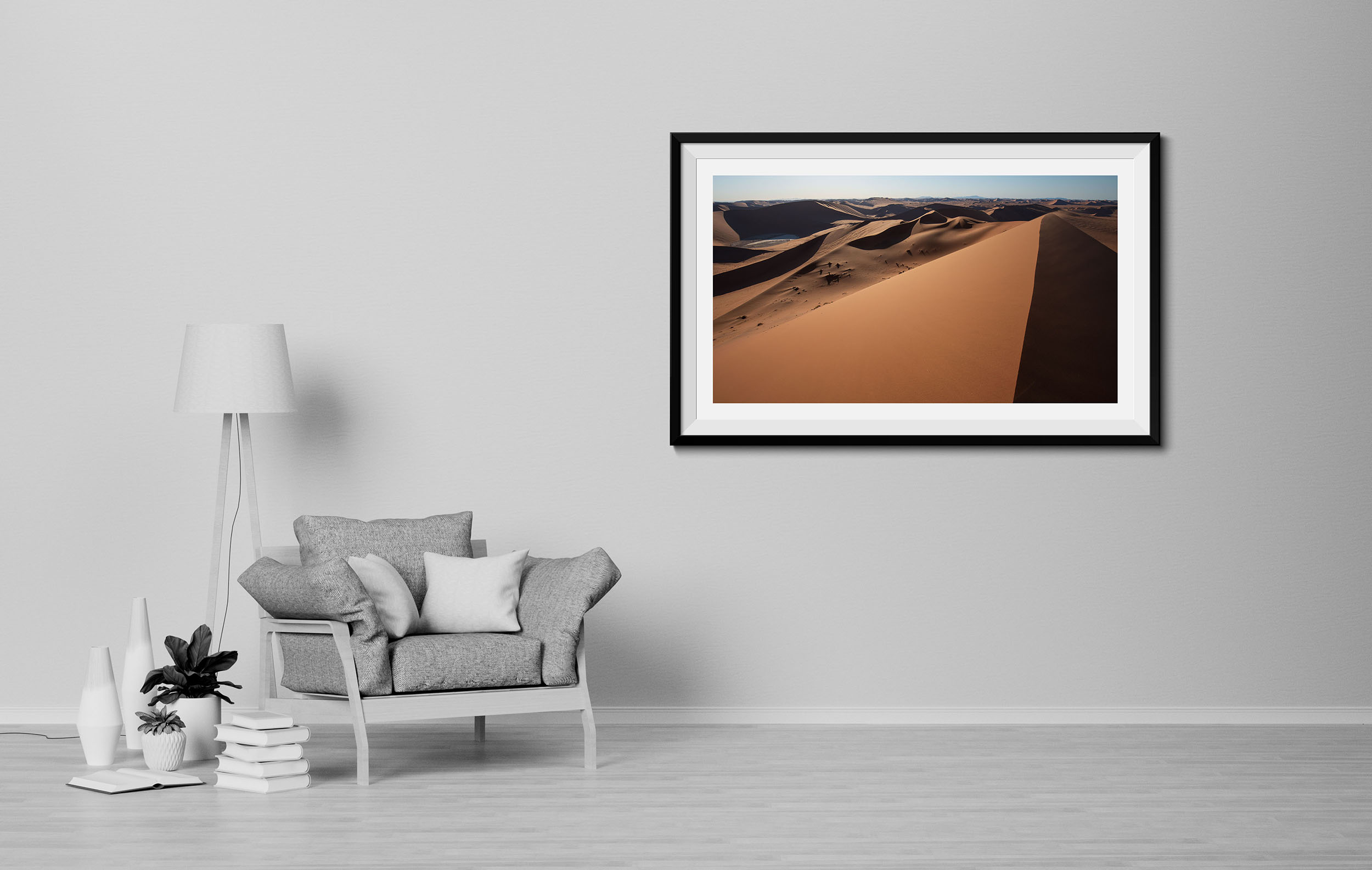 Namib Dunes - Fine Art Photography Print